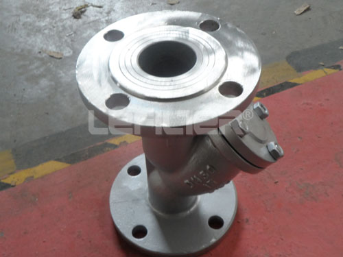 DN50 Y type strainer