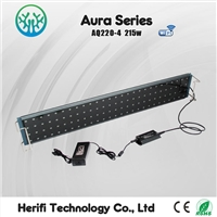 WiFi led aquarium light development of, Herifiled aquarium