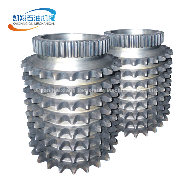 Supply oil drilling rig parts