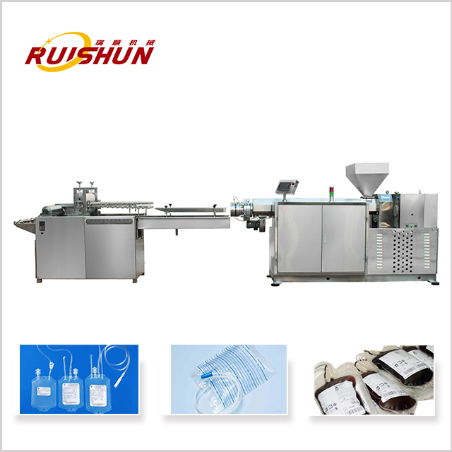 blood bag film extrusion line