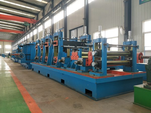 Steel Tube Making Machinery ERW219