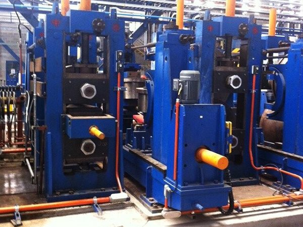 Steel Welded Pipe Production Line ERW325
