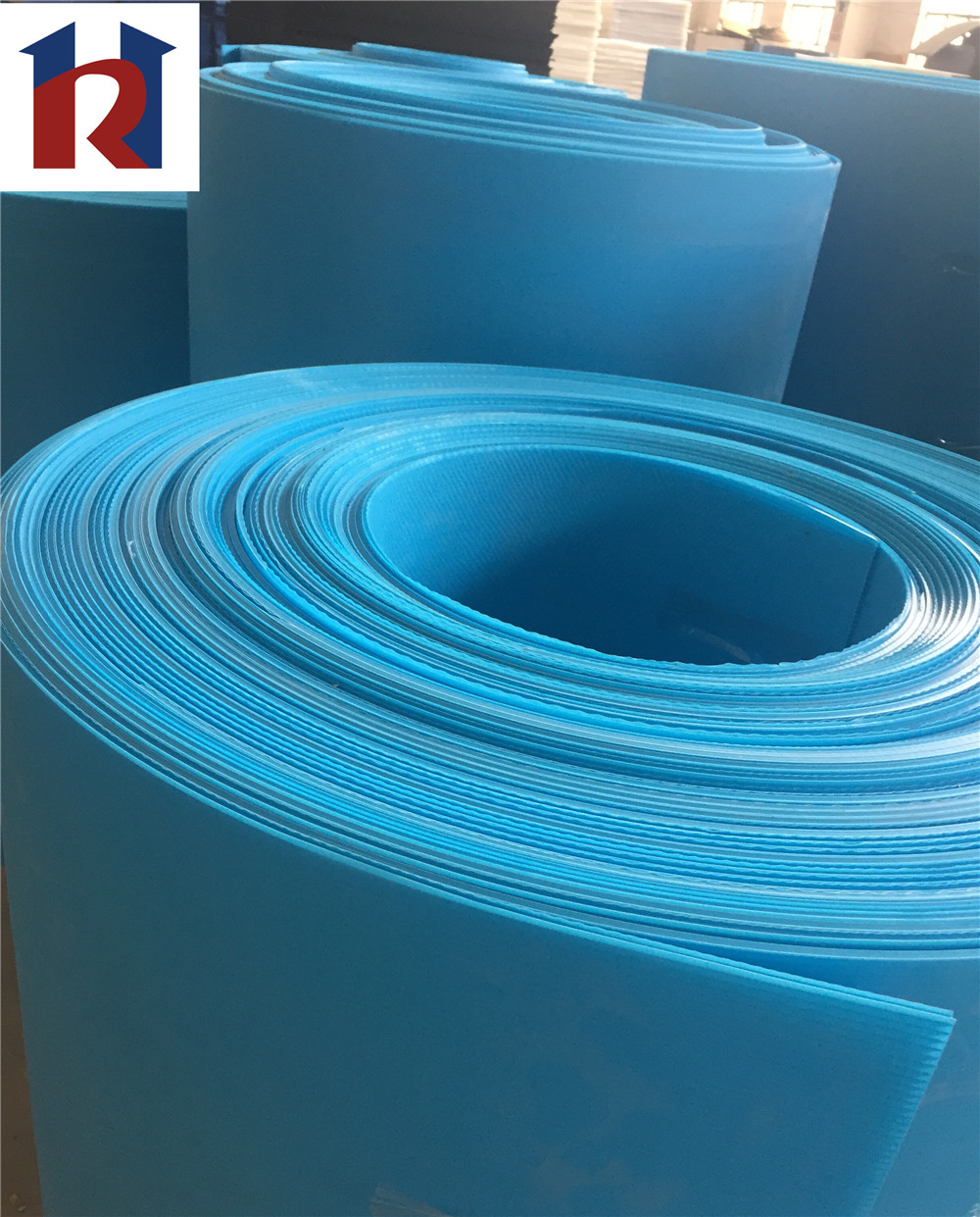Colorful PP corrugated plastic rolls/PP hollow sheet coroplast rolls