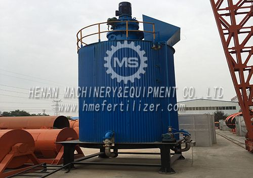 The HENAN MACHINERY&EQUIPMENT COMPANY LIMITED and compost t