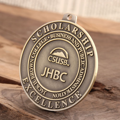 JHBC Custom Award Medals