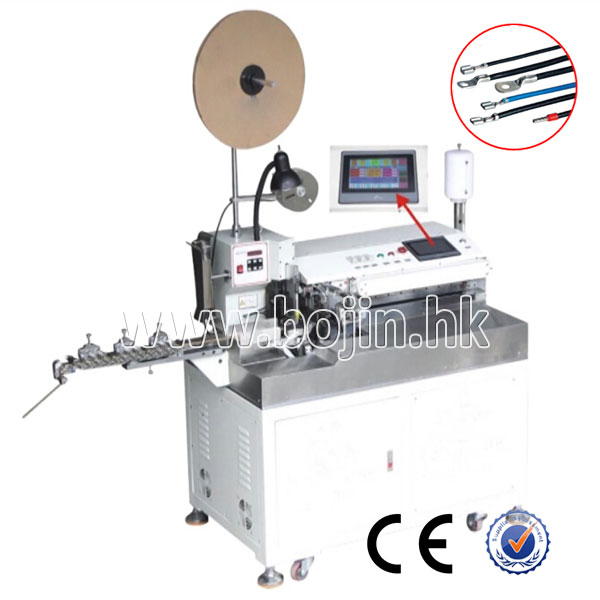 Fully Automatic Terminal Crimping Machine