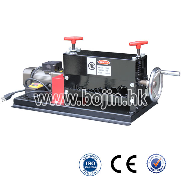 BJ-930 Scrap Cable Wire Stripping Machine