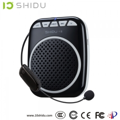 S711 UHF wireless Voice Amplifier 10 Watt for tour guide and teachers