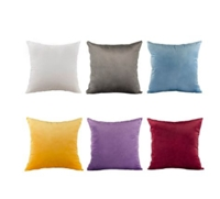 Beautiful cushion cover, perfect, soft, and comfortable