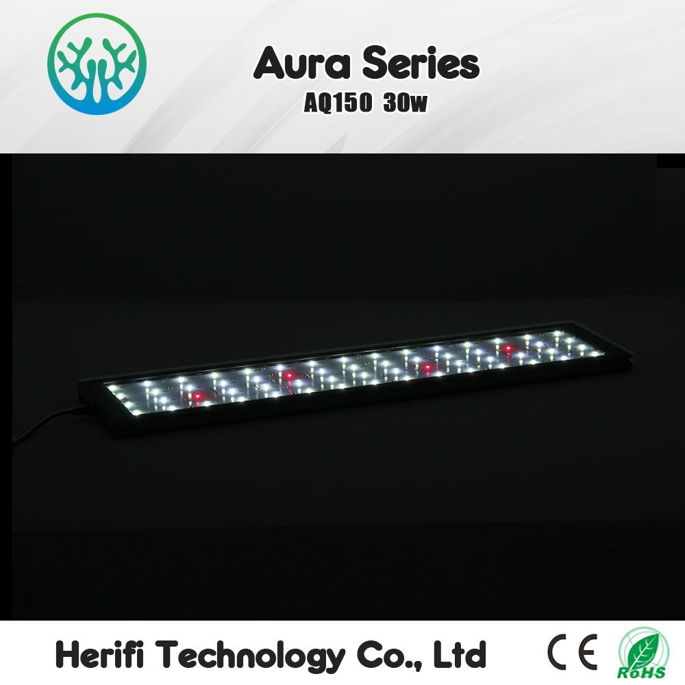 Herifi, professional aquarium led lighting with experienced