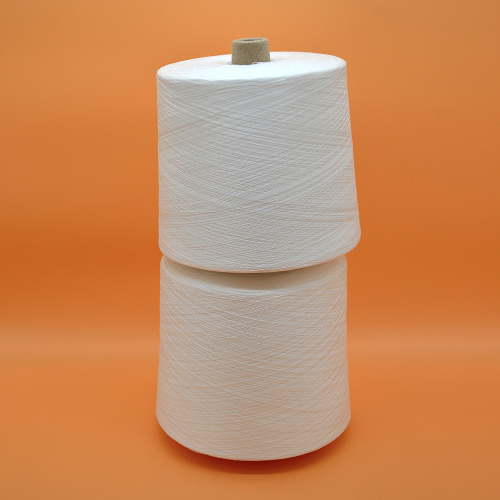 100% spun polyester yarn for leather shoe sewing thread 40s/2