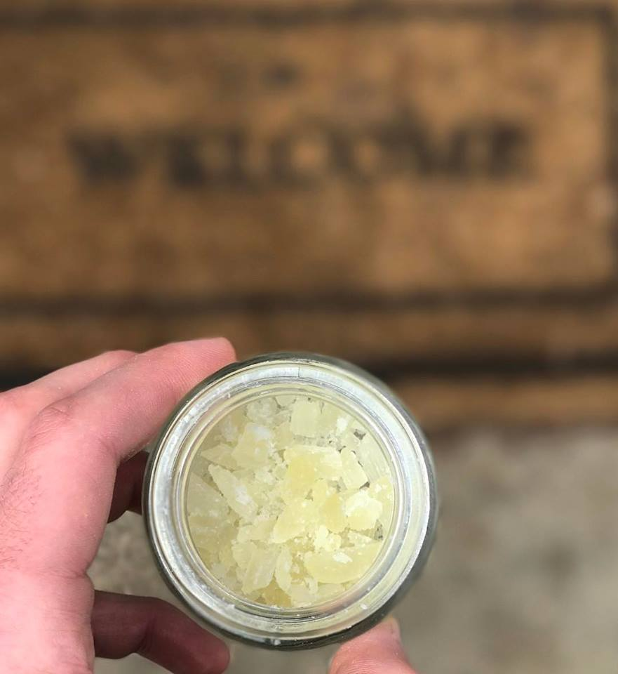 Organic CBD ISOLATE 99.75% PURE