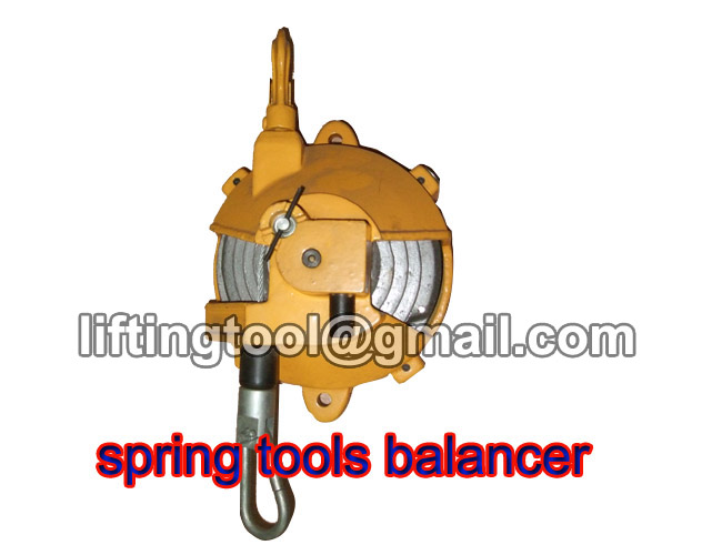Spring tools balancer manual