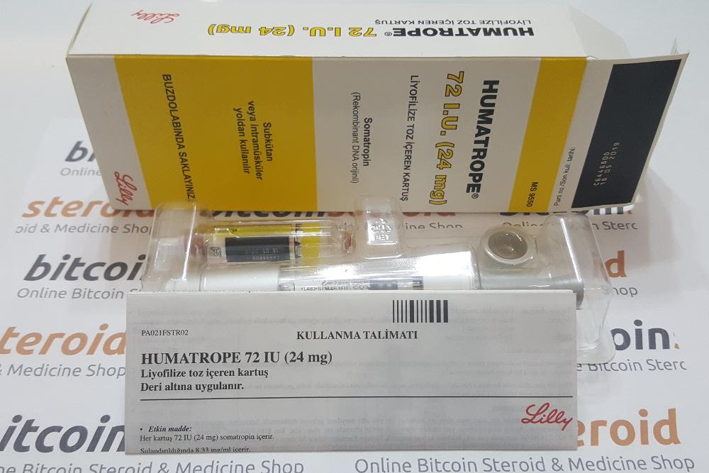 Buy Humatrope Human Growth Hormone (Somatropin)/Health and Medical