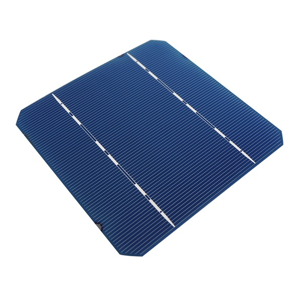 2.6W/Cell 5×5 (125mmx125mm) Monocrystalline Solar Cell