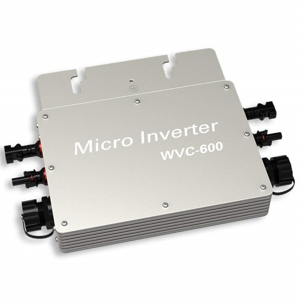 600W MPPT Waterproof Grid Tie Inverter DC 24V-110V