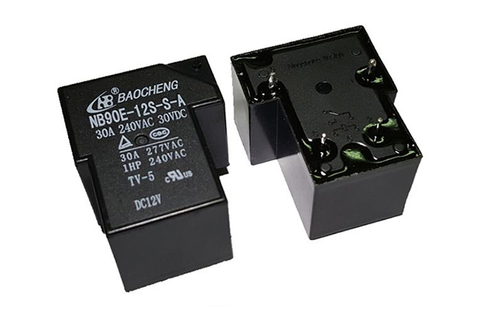 RELAY TYPE: NB90E Relay