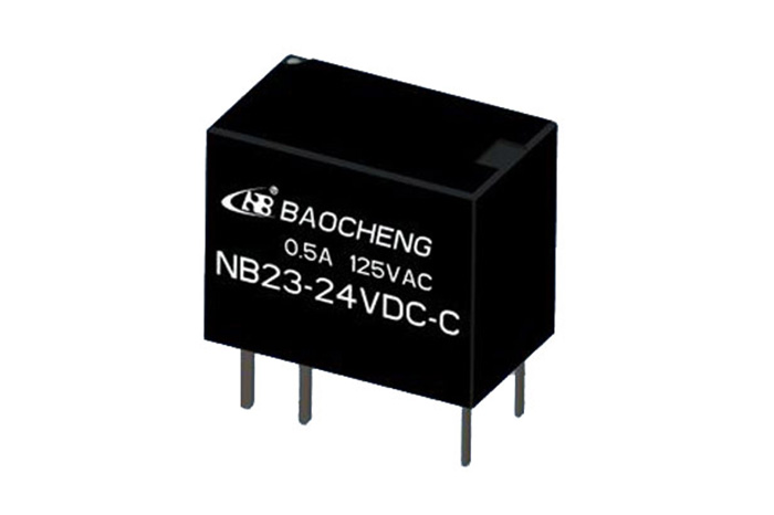 RELAY TYPE: NB23 Relay