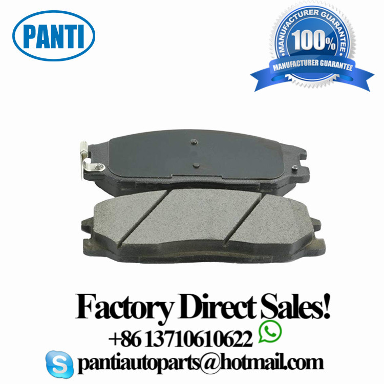 58101-26A00 5810126A00 Front (Disc Brake) Pad Kit Fits HyundaiKia
