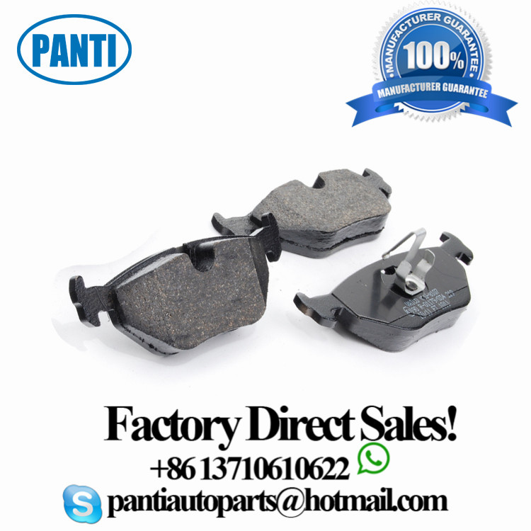 D763 Ceramic brake pads for 325xi