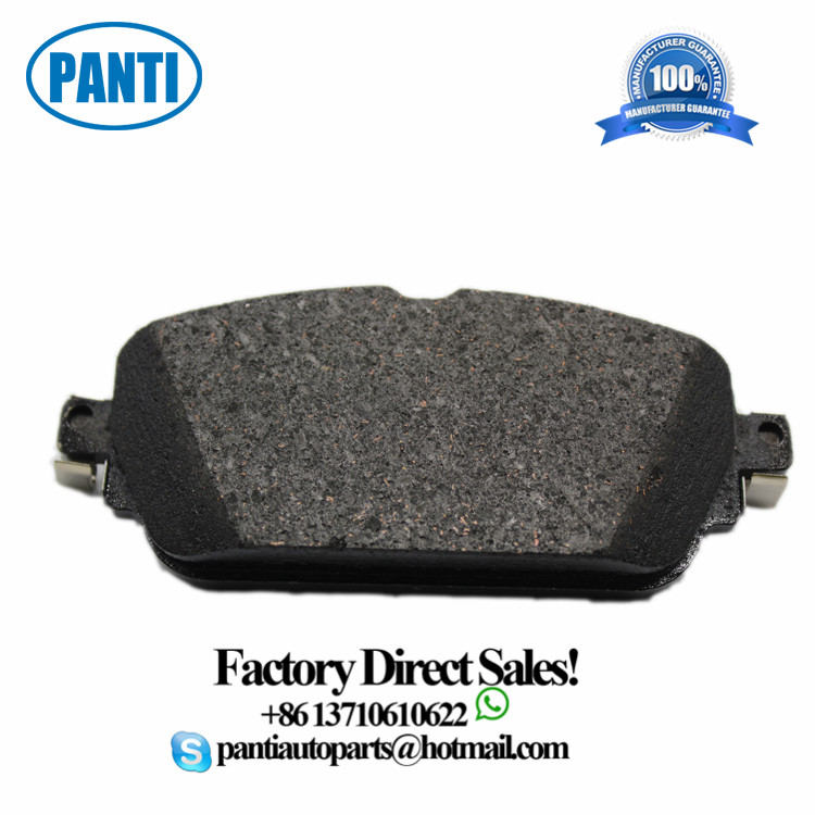 Best OEM Brake pads W907791 A2054211210 for C-Class -2015