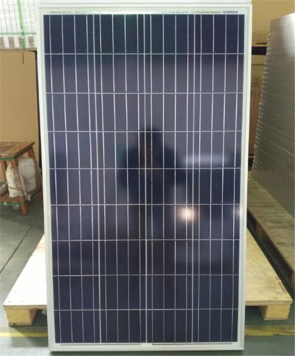 100w polycrystalline photovoltaic solar panel for street light