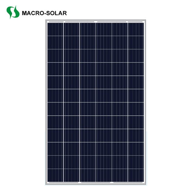 330w polycrystalline solar panel for commercial solar power station