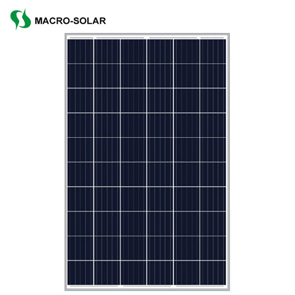 hot sale 270w polycrystalline pv solar cell panel