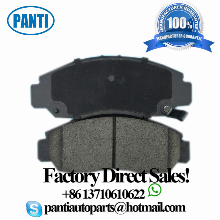 D959-7857 45022-S7A-N00 Brake Pads for Honda Accord