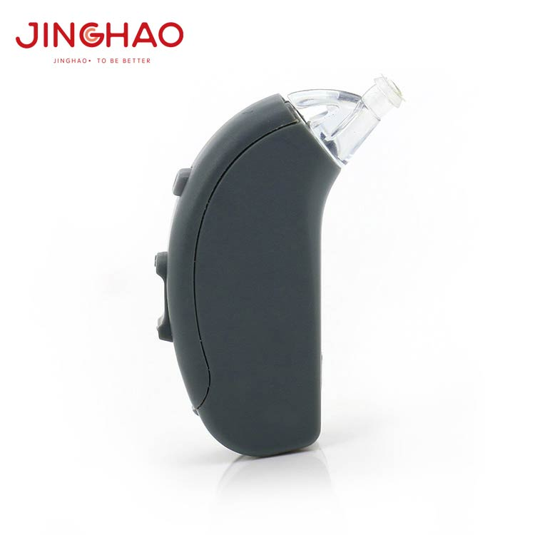 JH-D04 BTE FM Balanced Armature Loudspeaker Hearing Aid / Hearing Amplifier