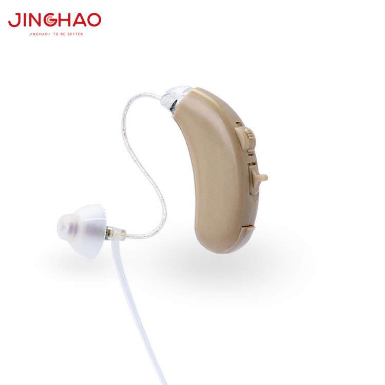 JH-301R BTE FM Balanced Armature Loudspeaker RIC Open Fit Hearing Aid / Hearing Amplifier