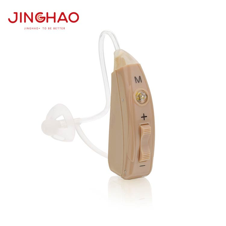 JH-351O BTE FM Open Fit Rechargeable Hearing Aid / Hearing Amplifier