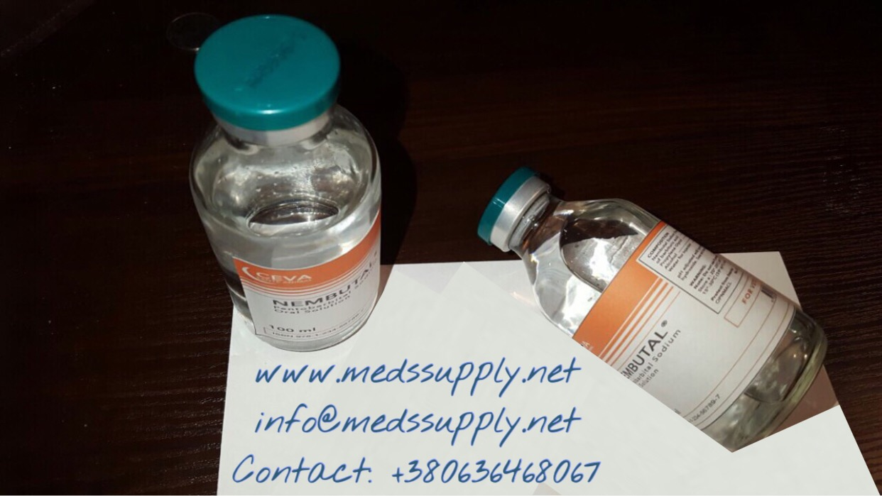 Buy Nembutal (phenobarbital) sodium online from www.medssupply.net