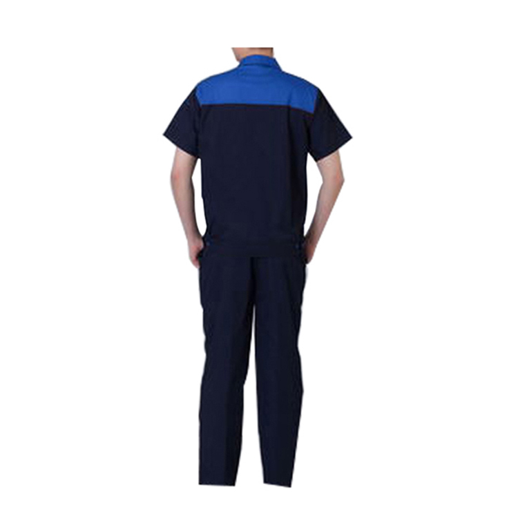 Hot Sale Summer Short Sleeve Work Wear Overalls