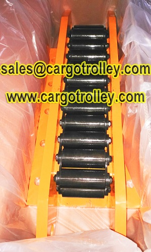 Roller skids lenght description