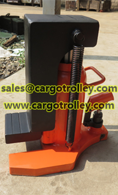 Lifting moving jack industrial lifting tool