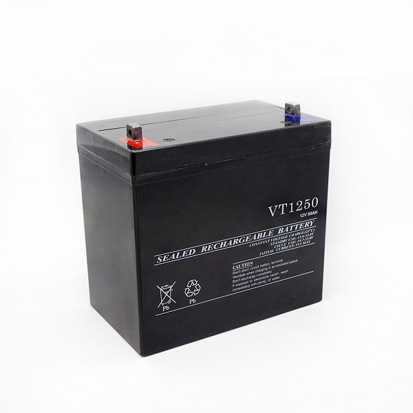 12V 50Ah Sealed Lead Acid Deep Cycle Battery