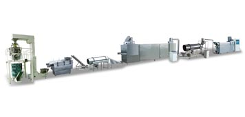 Eagle food machine, Equipment for the production of artificial rice