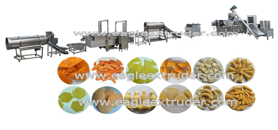 Ltd  Eagle food machine, production equipment Tortilla | bugles | doritos