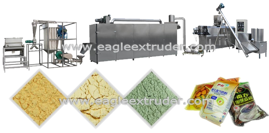 Ltd. Eagle food equipment, equipment for the production of baby food