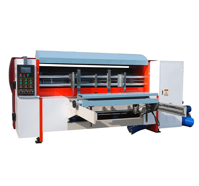 NC Automatic Die Cutting Machine(Lead Edge Feeder)