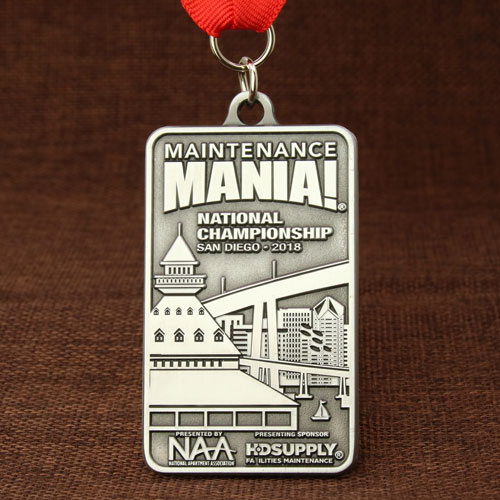 NAA Excellent Custom Award Medals