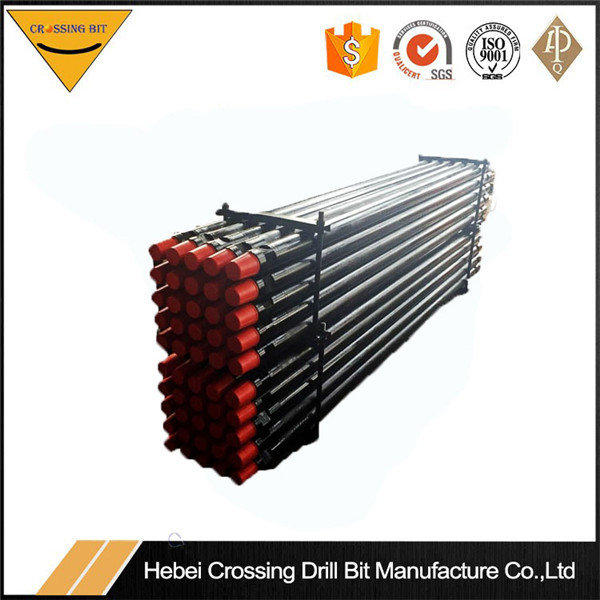 HDD Machine One Piece Forged Drill Pipe/ Drill Rod