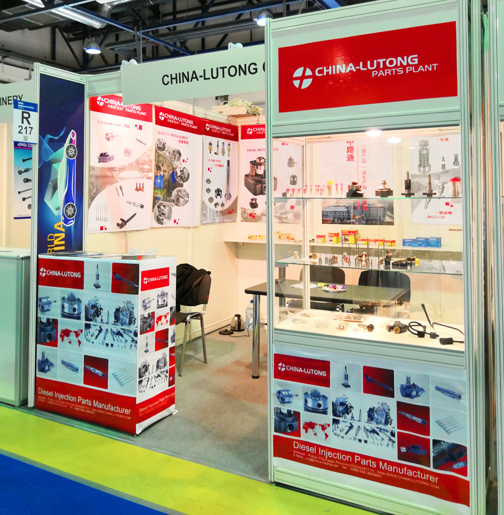 CHINA-LUTONG participatein MIMS Automechanika Moscow 2018