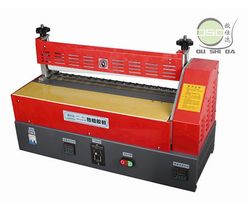 OSD-600AHot Melt Roller Machine