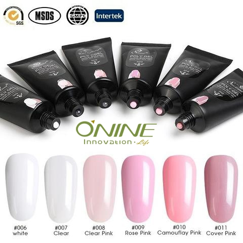 One-step service The best Fingernail care,Gel for nail pref