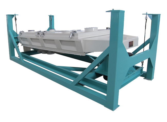 Rotary screener supplier