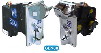 [GD]900  battery chargers  coin acceptor selector