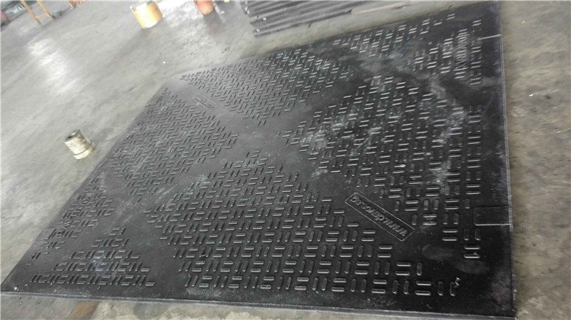 Heavy duty road access mats supplier for construction roadways