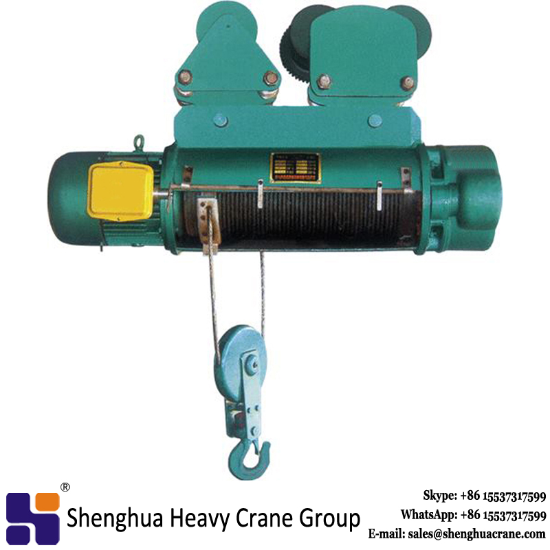 high quality wire rope electric hoist 2 tons 5 ton 10 ton